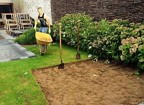 Kunstgras plaatsen service