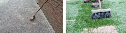 GreenSand Olivijn inveegzand voor kunstgras