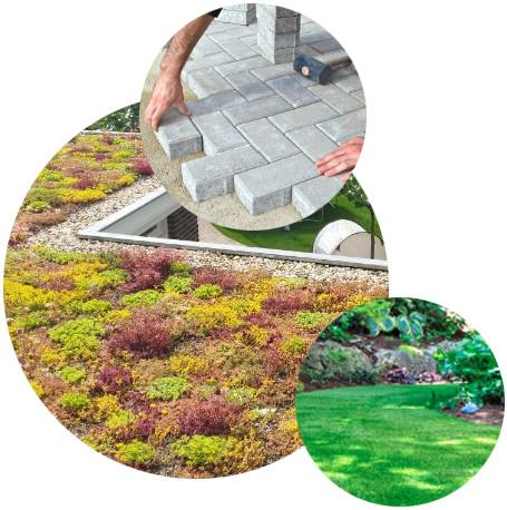Duurzaam kunstgras voor tuin, balkon en terras
