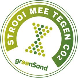 CO2 bestrijding met olivijn steen van GreenSand